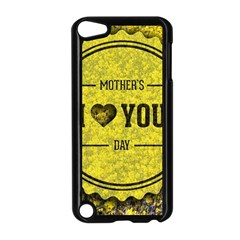 Happy Mother Day Apple Ipod Touch 5 Case (black) by Simbadda