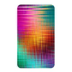 Colourful Weave Background Memory Card Reader by Simbadda