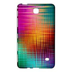Colourful Weave Background Samsung Galaxy Tab 4 (7 ) Hardshell Case