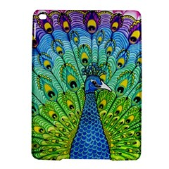Peacock Bird Animation Ipad Air 2 Hardshell Cases by Simbadda
