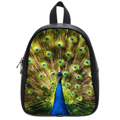 Peacock Bird School Bags (small)  by Simbadda