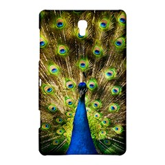 Peacock Bird Samsung Galaxy Tab S (8 4 ) Hardshell Case  by Simbadda