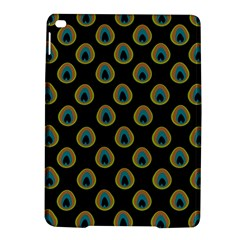 Peacock Inspired Background Ipad Air 2 Hardshell Cases by Simbadda