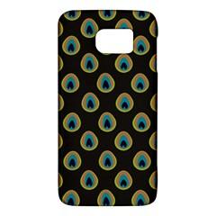 Peacock Inspired Background Galaxy S6 by Simbadda