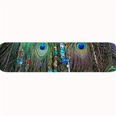 Peacock Jewelery Large Bar Mats by Simbadda