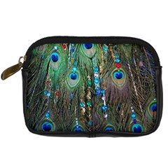 Peacock Jewelery Digital Camera Cases by Simbadda
