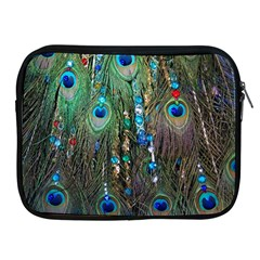 Peacock Jewelery Apple Ipad 2/3/4 Zipper Cases by Simbadda