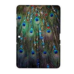 Peacock Jewelery Samsung Galaxy Tab 2 (10 1 ) P5100 Hardshell Case  by Simbadda