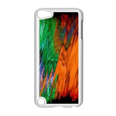 Watercolor Grunge Background Apple Ipod Touch 5 Case (white) by Simbadda
