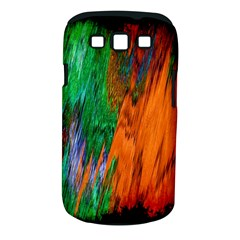 Watercolor Grunge Background Samsung Galaxy S Iii Classic Hardshell Case (pc+silicone) by Simbadda