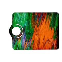 Watercolor Grunge Background Kindle Fire Hd (2013) Flip 360 Case by Simbadda