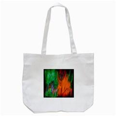 Watercolor Grunge Background Tote Bag (white) by Simbadda
