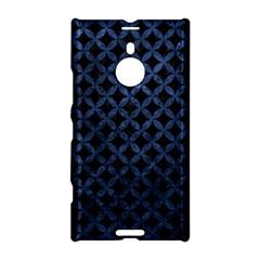 Circles3 Black Marble & Blue Stone Nokia Lumia 1520 Hardshell Case by trendistuff