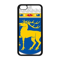 Coat Of Arms Of Aland Apple Iphone 5c Seamless Case (black) by abbeyz71