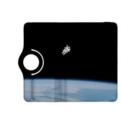 Amazing Stunning Astronaut Amazed Kindle Fire Hdx 8 9  Flip 360 Case by Simbadda