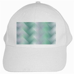 Jellyfish Ballet Wind White Cap by Simbadda