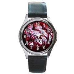 Jellyfish Ballet Wind Round Metal Watch by Simbadda