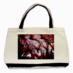 Jellyfish Ballet Wind Basic Tote Bag by Simbadda