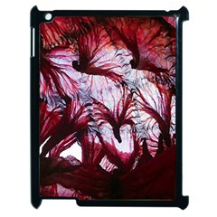 Jellyfish Ballet Wind Apple Ipad 2 Case (black) by Simbadda