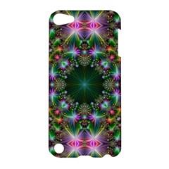 Digital Kaleidoscope Apple Ipod Touch 5 Hardshell Case by Simbadda
