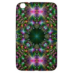 Digital Kaleidoscope Samsung Galaxy Tab 3 (8 ) T3100 Hardshell Case  by Simbadda