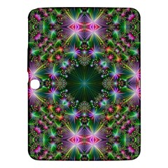 Digital Kaleidoscope Samsung Galaxy Tab 3 (10 1 ) P5200 Hardshell Case  by Simbadda