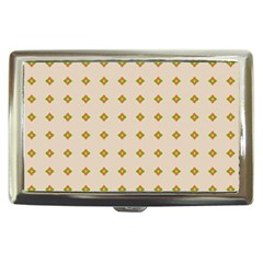 Pattern Background Retro Cigarette Money Cases by Simbadda