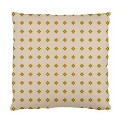 Pattern Background Retro Standard Cushion Case (one Side) by Simbadda