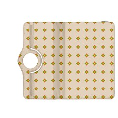 Pattern Background Retro Kindle Fire Hdx 8 9  Flip 360 Case by Simbadda