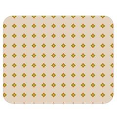 Pattern Background Retro Double Sided Flano Blanket (medium)  by Simbadda