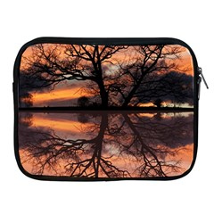 Aurora Sunset Sun Landscape Apple iPad 2/3/4 Zipper Cases