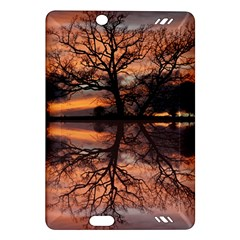 Aurora Sunset Sun Landscape Amazon Kindle Fire Hd (2013) Hardshell Case by Simbadda