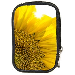 Plant Nature Leaf Flower Season Compact Camera Cases by Simbadda
