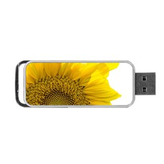 Plant Nature Leaf Flower Season Portable Usb Flash (two Sides) by Simbadda
