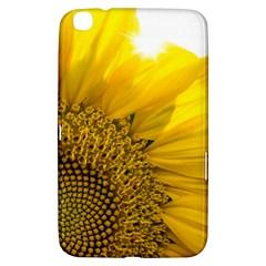 Plant Nature Leaf Flower Season Samsung Galaxy Tab 3 (8 ) T3100 Hardshell Case  by Simbadda