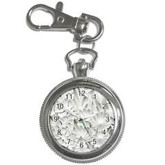 Pattern Motif Decor Key Chain Watches by Simbadda