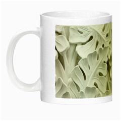 Pattern Motif Decor Night Luminous Mugs by Simbadda