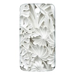 Pattern Motif Decor Samsung Galaxy Mega I9200 Hardshell Back Case by Simbadda
