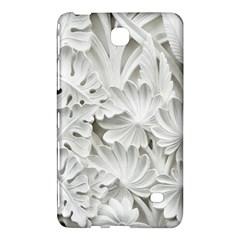 Pattern Motif Decor Samsung Galaxy Tab 4 (8 ) Hardshell Case  by Simbadda