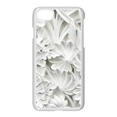 Pattern Motif Decor Apple Iphone 7 Seamless Case (white) by Simbadda