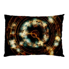 Science Fiction Energy Background Pillow Case (two Sides) by Simbadda