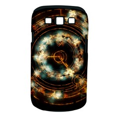 Science Fiction Energy Background Samsung Galaxy S Iii Classic Hardshell Case (pc+silicone) by Simbadda