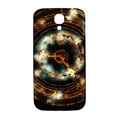 Science Fiction Energy Background Samsung Galaxy S4 I9500/i9505  Hardshell Back Case by Simbadda