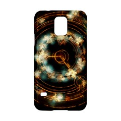 Science Fiction Energy Background Samsung Galaxy S5 Hardshell Case  by Simbadda