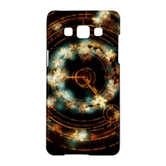 Science Fiction Energy Background Samsung Galaxy A5 Hardshell Case  by Simbadda