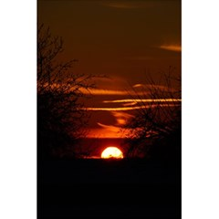 Sunset Sun Fireball Setting Sun 5 5  X 8 5  Notebooks by Simbadda