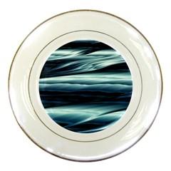 Texture Fractal Frax Hd Mathematics Porcelain Plates by Simbadda