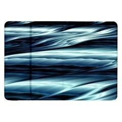 Texture Fractal Frax Hd Mathematics Samsung Galaxy Tab 8 9  P7300 Flip Case by Simbadda