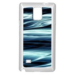 Texture Fractal Frax Hd Mathematics Samsung Galaxy Note 4 Case (white) by Simbadda