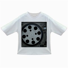 Turntable Record System Tones Infant/toddler T Shirts by Simbadda
